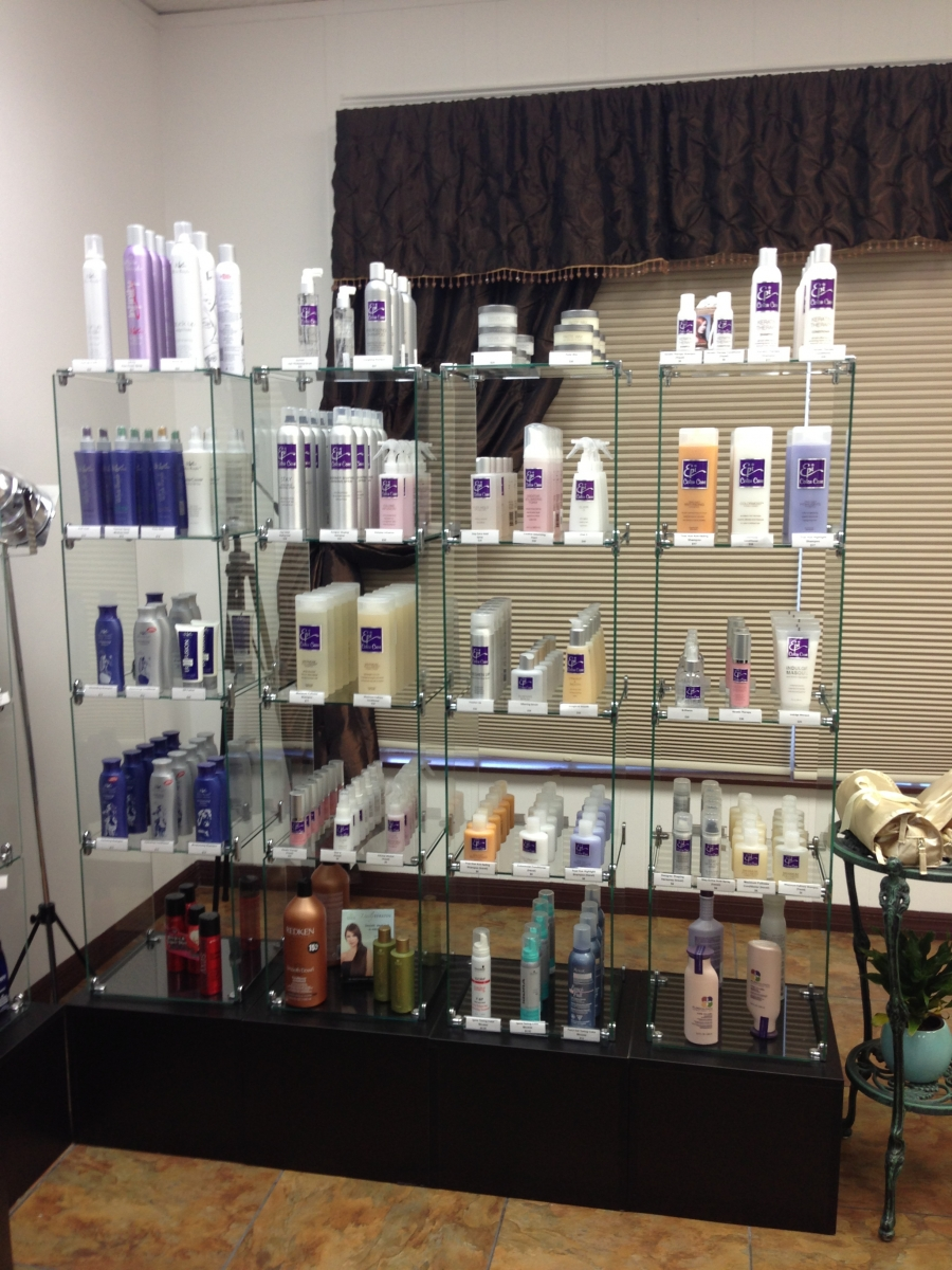 Our product display