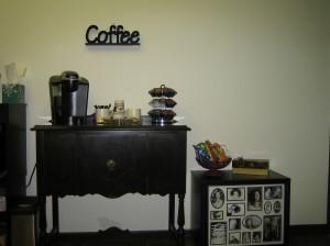 Coffee or tea, anyone?